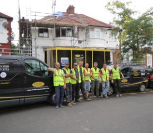 North London Home Renovations Combit Construction Team