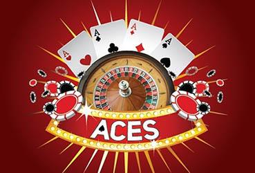 Aces Fun Casino Hire Party Christmas Wedding Event Somerset Bristol