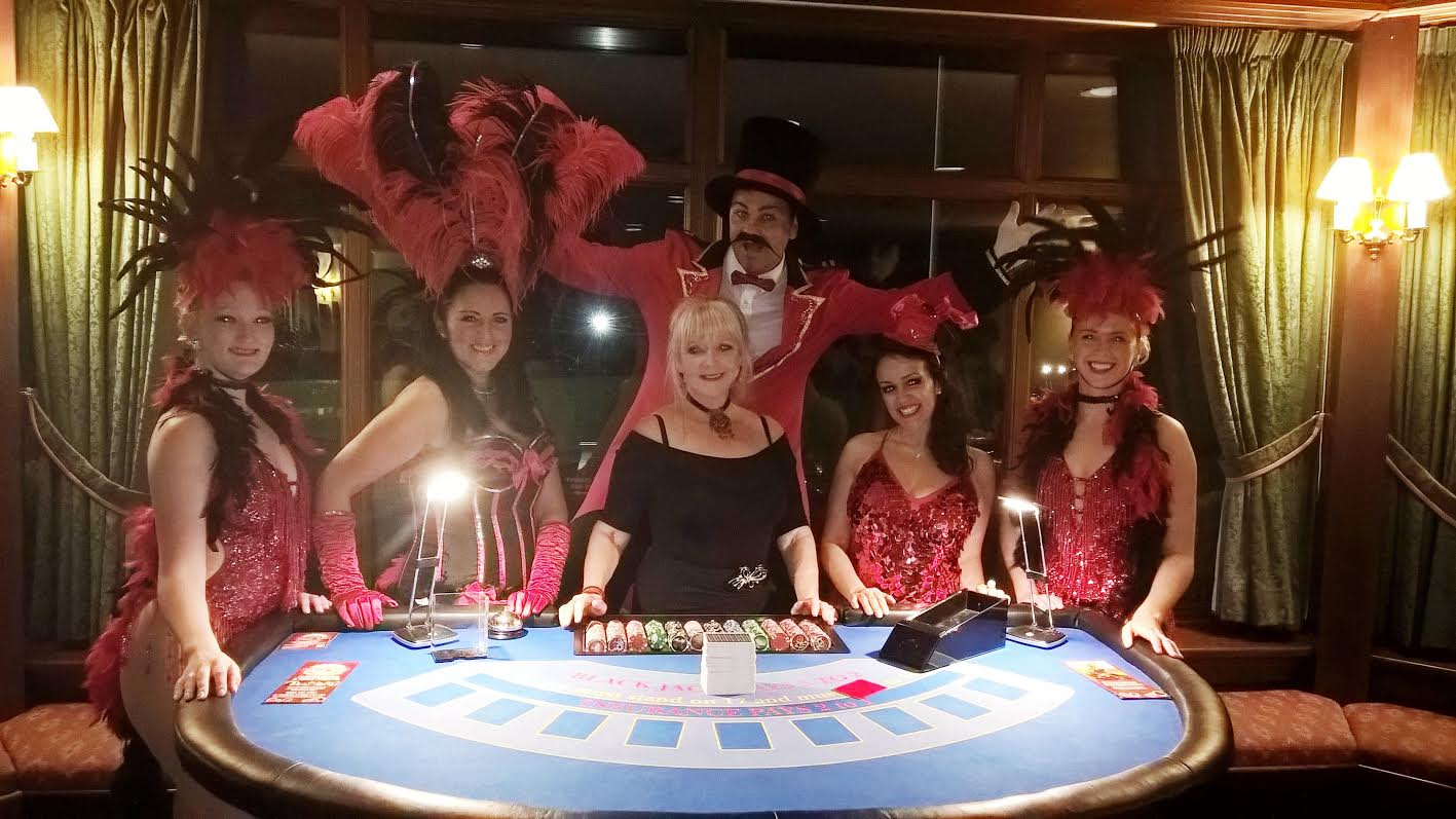 Fun Casino Wedding Event Entertainment Bristol Somerset Swindon Bath Taunton South Wales West