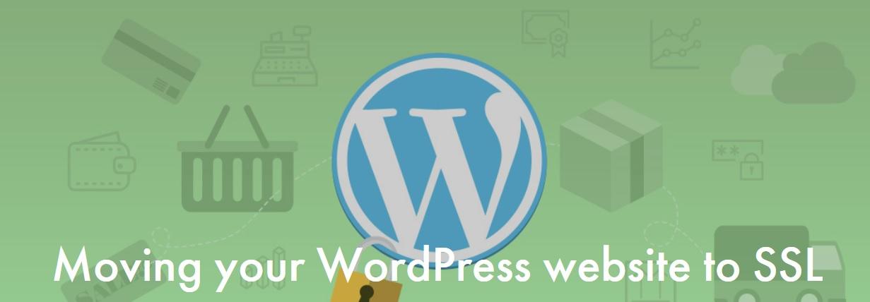 Wordpress website HTTPS moving over to SSL lets encrypt certificate