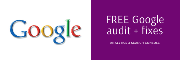 Free Google Audit SEO Booster Freelancer UK Consultant WordPress Disavow Ranking Website Redesign Domain Migration