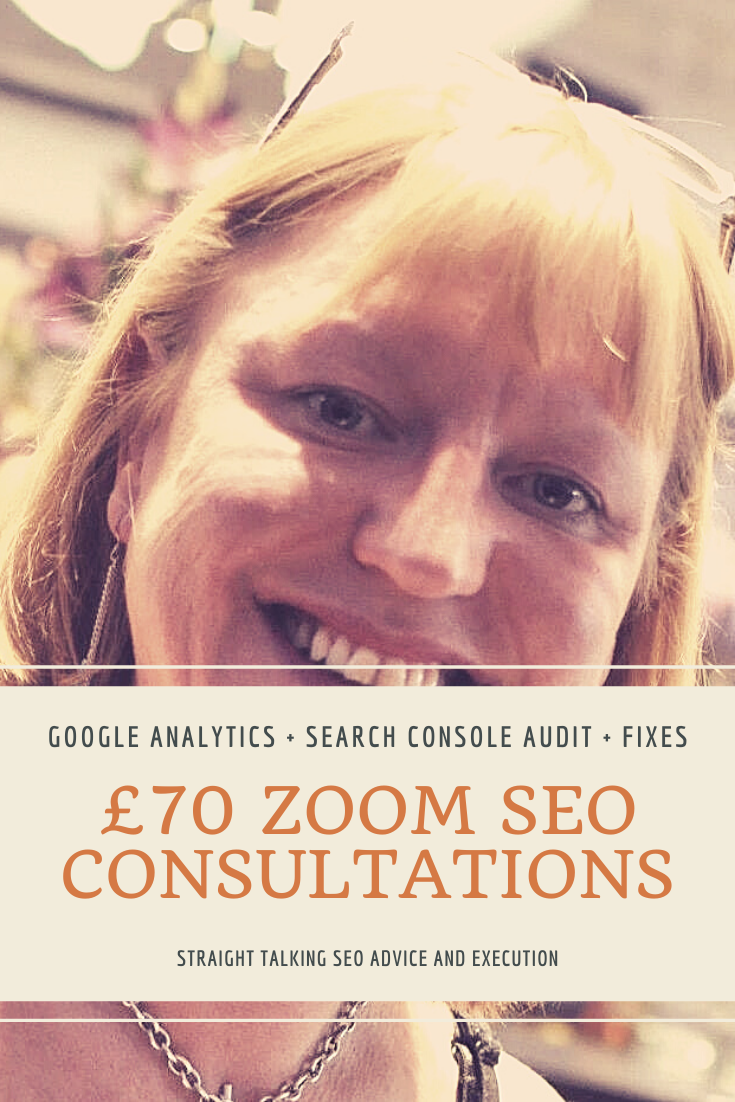 ZOOM SEO CONSULTATIONS