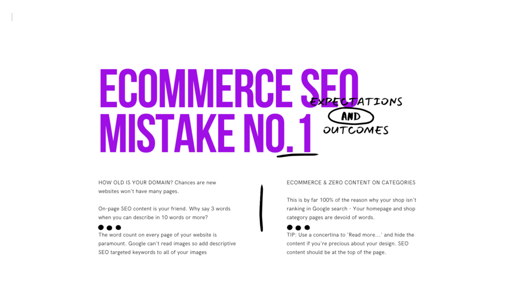 eCommerce How Long Write 1000 Words SEO Ranking Google WordPress - 8