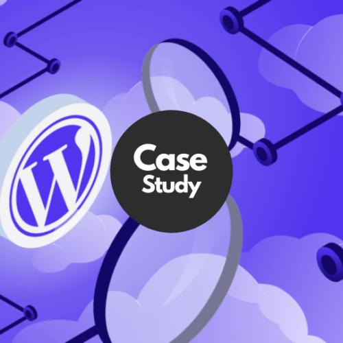 Wordpress SEO case Study eCommerce UK Revenue Testimonial SEO Lady Reviews