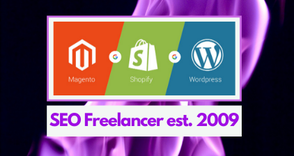 SEO Consultant Wordpress UK Freelancer Magento Shopify eCommerce Google Ranking Expert Specialist Somerset