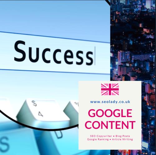 SEO Copywriter UK eCommerce Google Expert Wordpress Shopify Freelance Consultant Specialist Articles Blog Writing Services