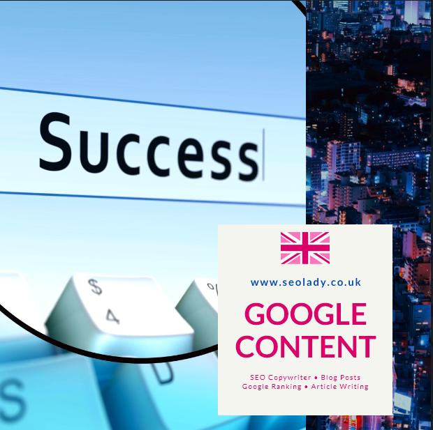 SEO Copywriter UK Freelance eCommerce WordPress Shopify On Page Google Ranking