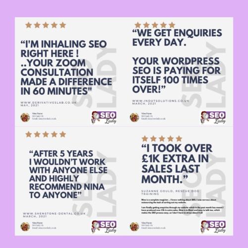 SEO Freelancer Bristol zoom seo consultations UK remote Google ranking wordpress expert ecommerce shopify